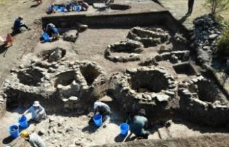 Kastamonu'da eski döneme ait tapınak bulundu