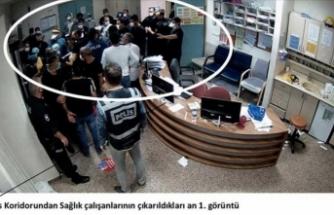 Keçiören Eğitim ve Araştırma Hastanesi'ndeki şiddete ilişkin yeni fotoğraflar ortaya çıktı
