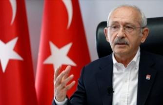 Kemal Kılıçdaroğlu Türkiye'nin Azerbaycan politikasını beğendi