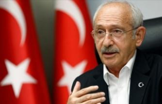 Kılıçdaroğlu, Orhan Sarıbal ve Sezgin Tanrıkulu'nu başdanışmanı yaptı