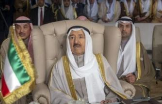 Kuveyt Emiri Suleybihat Kabristanı'nda toprağa verildi