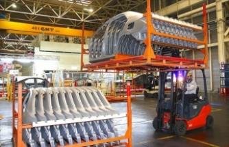 Made in Sakarya damgalı araçlar dünyaya yayılıyor