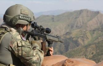 Mehmetçik, Gabar'da iş başında: 3 terörist etkisiz hale getirildi