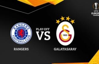 Rangers-Galatasaray maçının hakemi belli oldu
