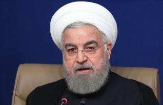 Ruhani: ABD İran ile ekonomik savaşa girdi