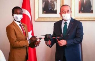 Somalili genç yetenek Abdi, Türkiye'de eğitim alacak
