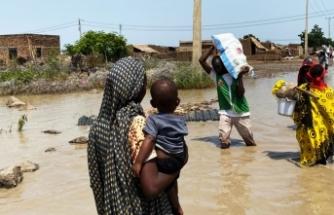 Şiddetli yağışlardan 600 bin kişi etkilendi