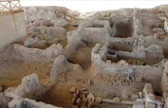 Tekstil üretim merkezi olan ilimizde 4 bin yıllık atölye bulundu
