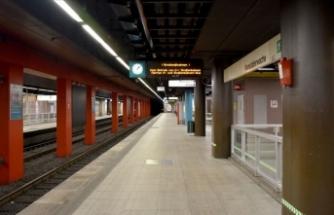 Toplu taşıma çalışanları greve gitti!