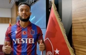 Trabzonspor'un yeni transferi meydan okudu