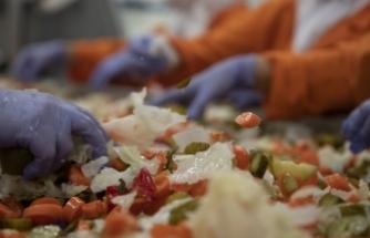Türk turşusu 120 ülkede sofraları lezzetlendiriyor