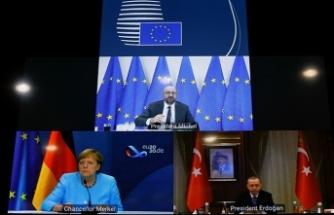 Türkiye - AB Zirvesi sona erdi