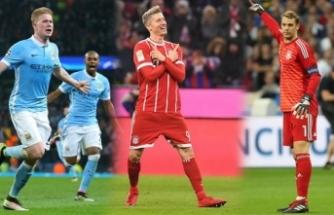 UEFA'da yılın futbolcusu adaylarında 2 tane Bayern Münihli var