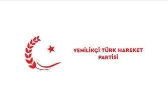 'Yenilikçi Türk Hareket Partisi' kuruldu