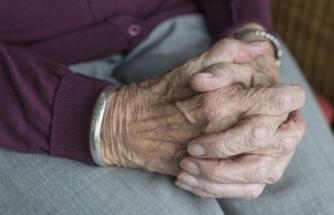 110 yaşındaki ninenin koronavirüs zaferi