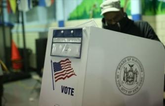 ABD'de başkanlık seçimleri için ne kadar oy kullanıldı?