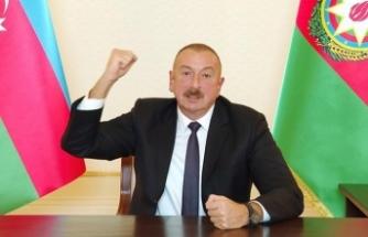 Azerbaycan ordusu ilerliyor! Aliyev ulusa seslendi