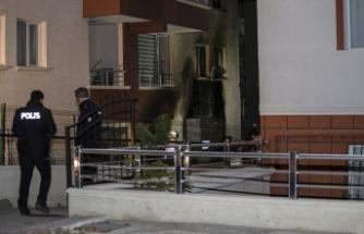 Ankara'da doğalgaz patlaması, 3 yaralı