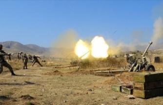 Azerbaycan ordusu Ermenistan güçlerini saldırdıklarına pişman etmeyi sürdürüyor