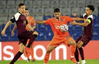 Başakşehir'in gücü PSG'ye yetmedi