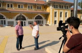 'Bayrak Şairi'nin belgeseli çekiliyor