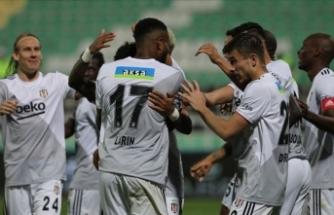 Beşiktaş, Denizli deplasmanından mutlu dönüyor