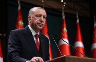 Cumhurbaşkanı Erdoğan Berlin'deki cami baskınını kınadı