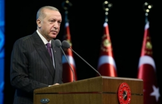 Cumhurbaşkanı Erdoğan'dan Anavatan Partisi Genel Başkanı Çelebi'ye tebrik telefonu