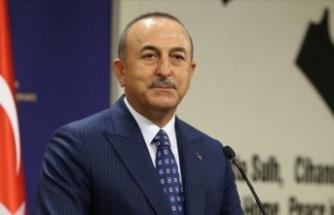 Dışişleri Bakanı Çavuşoğlu Pakistanlı Dışişleri Bakanı Kureyşi ile görüştü