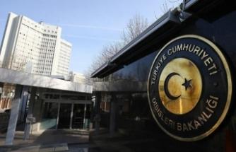 Dışişleri Bakanlığından Beyrut'ta Ermeni grupların taşkınlıklarına kınama