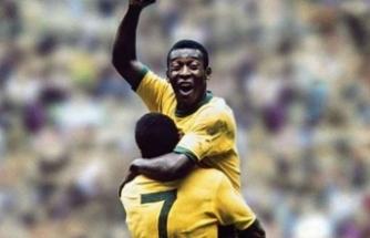 Efsane futbolcu Pele, Brezilya'da dünyaya geldi
