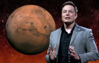 Elon Musk Mars'a internet götürecek
