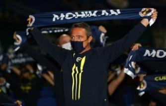 Fenerbahçe merakla beklenen 'Mohikan'ı tanıttı