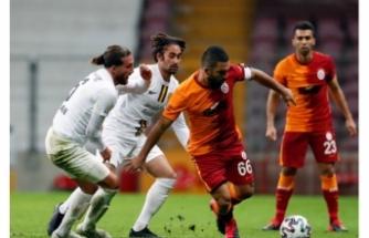 Galatasaray zorlandı ama kazandı