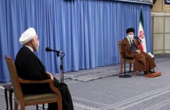 Hamaney'den Ruhani'ye hakaret edenlere tepki