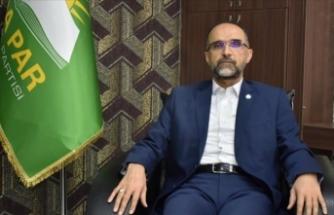 HÜDA PAR Genel Başkanı İshak Sağlam'dan Mevlit Kandili mesajı