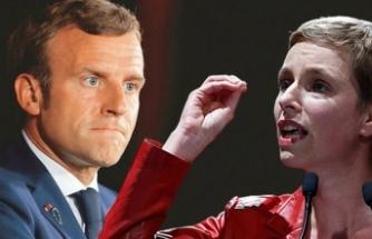 İslam'ı ve Erdoğan'ı hedef alan Macron'a Fransız vekilden tepki: İç savaşa...