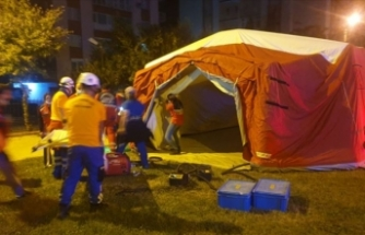 İzmir'de çadır kurulacak alanlar açıklandı