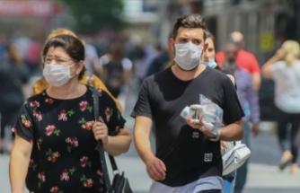 Koronavirüs salgınında yeni hasta sayısı çok yüksek