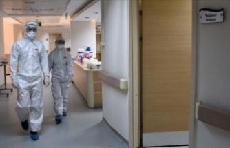 Koronavirüsle mücadelede 24 saatlik mücadelemiz