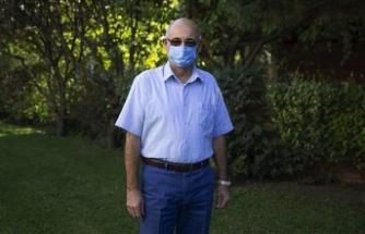 Koronavirüsü yenen doktor: 'Canlı canlı tabuta giriyorsunuz'