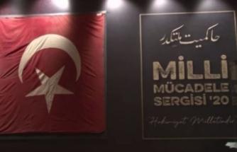 Kurtuluş Savaşı'na tanıklık eden özel eserler Milli Mücadele Sergisi'yle gün yüzüne çıktı