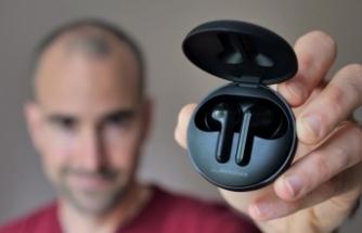 LG merakla beklenen ürünü LG Tone Free kullanıma sundu