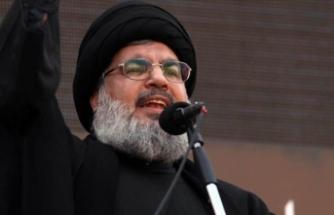 Lübnan'da Hizbullah lideri Nasrallah'ın sözlerine eski başbakanlardan tepki