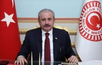 Mustafa Şentop'tan Cumhuriyet Bayramı mesajı