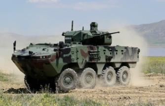 Otokar Arma 8x8 Afrika'dan 110 milyon dolarlık sipariş aldı