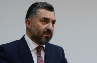 RTÜK Başkanı Şahin'den 'ceza' açıklaması
