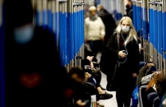 Rusya'da koronavirüs bilançosu ağırlaşıyor