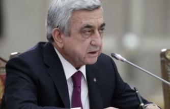 Sarkisyan Türkiye'yi NATO'ya şikayet etti