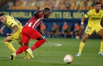 Sivasspor, deplasmanda 3 gol attığı Villareal'e kaybetti